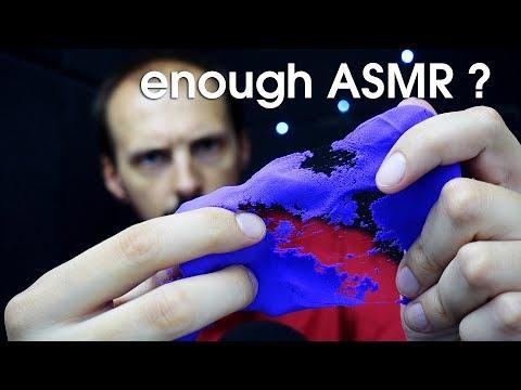Enough ASMR For You!