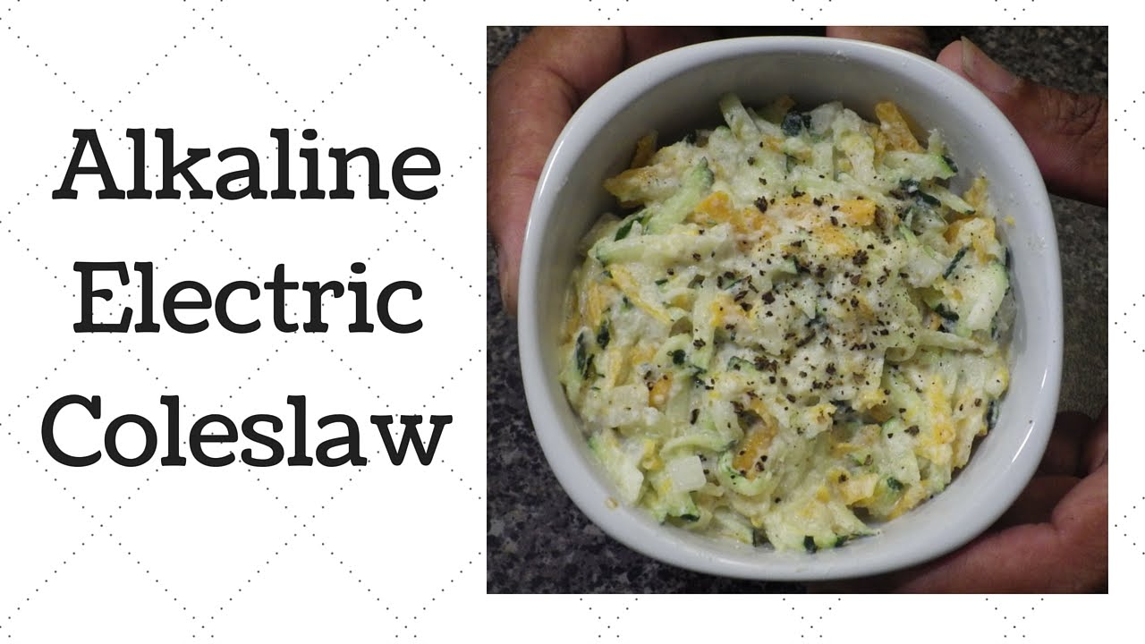 Coleslaw dr sebi alkaline electric recipe youtube coleslaw dr sebi alkaline electric recipe forumfinder Gallery