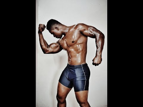 GHANA LOCAL GYM -YOU HAVE TO TRAIN AND GET YOUR FITNESS LIFE