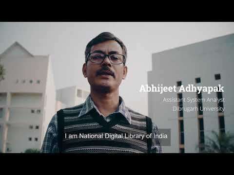One Library All of India - National Digital Library of India