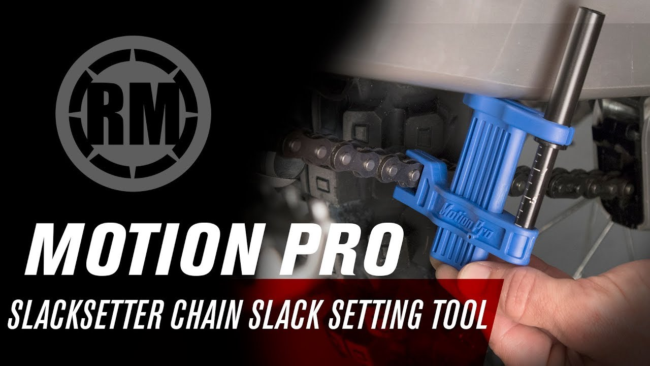 Motion Pro SlackSetter Chain Slack Setting Tool