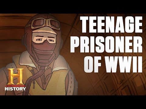 Hjalmar Johansson: Teenage Prisoner of WWII   History