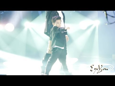 PSY kid Min-woo Hwang Michael Jackson Dance