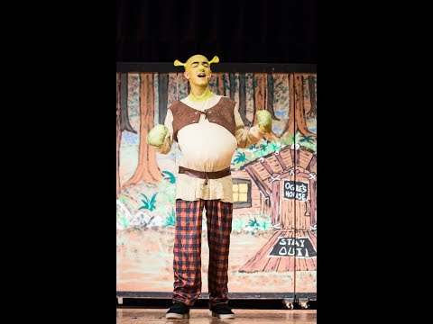 """Shrek The Musical"" At CMS 2017"