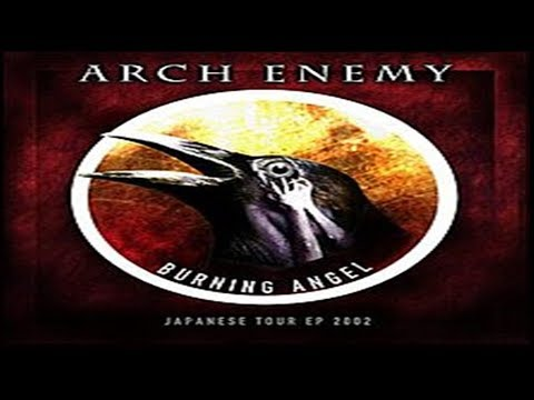 Arch Enemy 2002   Burning Angel EP Completo