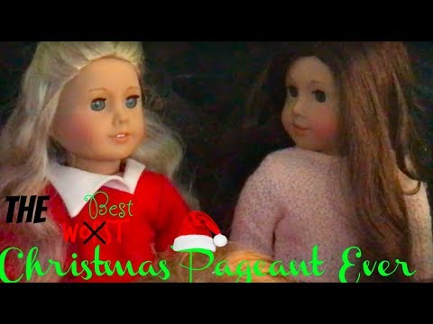 the best christmas pageant ever agsm mini movie7 days to christmas - The Best Christmas Pageant Ever Movie