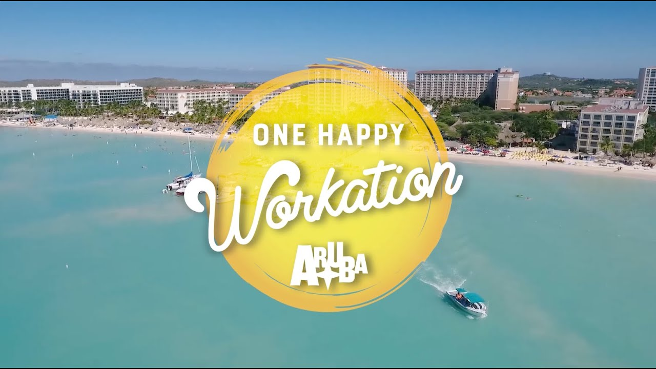 """One Happy Workation"" : Your office in paradise"