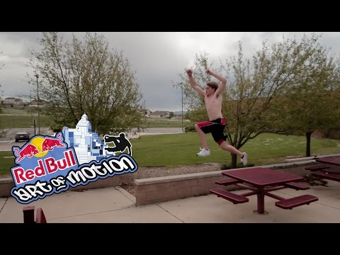 Red Bull Art of Motion 2015 Online Qualifier: Dante Grazioli