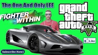 PS4 -Grand Theft Auto V  -Racing  With Friends  So Come Make some Money