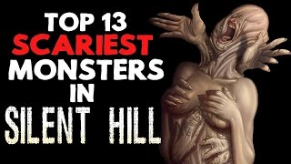 connectYoutube - Top 13 Scariest Silent Hill Monsters (And What They Symbolise)
