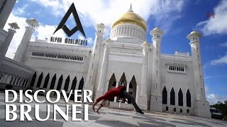 DISCOVER BRUNEI 2015 - Alpha Parkour Movements