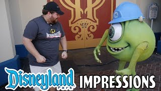 """Put That Thing Back Where it Came From Or So Help Me!"" - Disneyland Impressions"