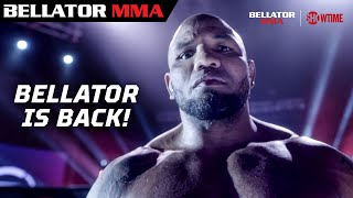BELLATOR IS BACK! Upcoming Fight Preview | BELLATOR MMA