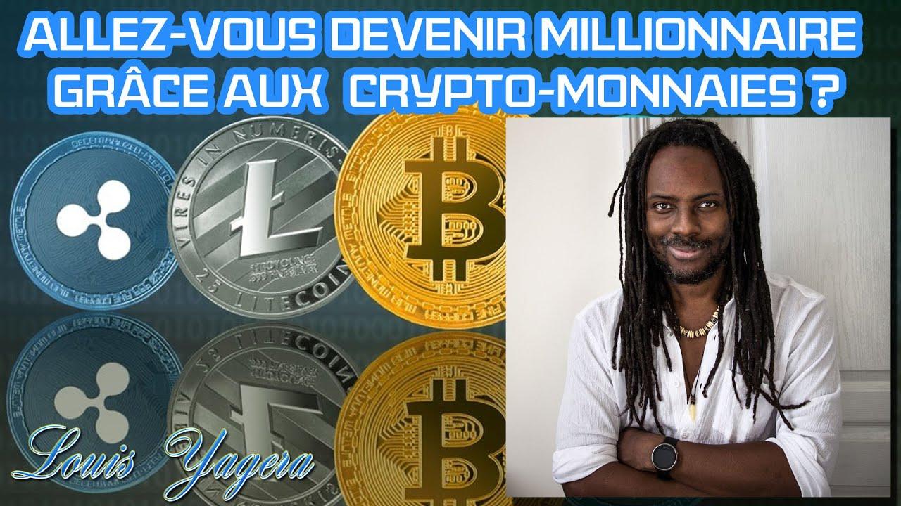 Allez-vous devenir millionnaire grâce aux crypto-monnaies ? et la loi de l'attraction