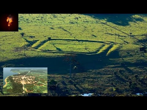 Ancient Advanced Lost City Found Hidden In The Amazon?