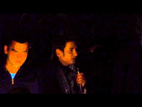 M A Jalil Ananta speech at the International Premiere of 'Most Welcome' in London