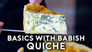 Quiche   Basics with Babish