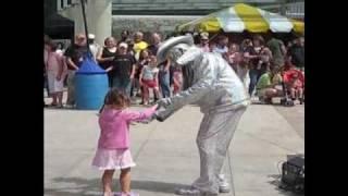 Silver Elvis - Edmonton Street Performers Festival Thumbnail