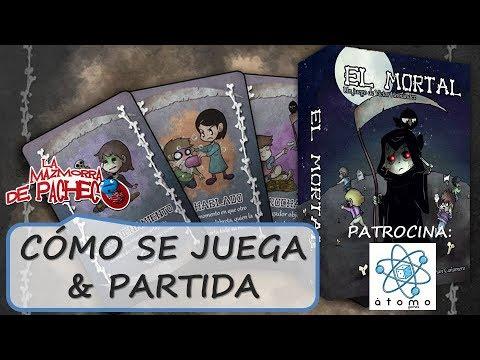 El Mortal: Cómo Jugar Y Así Lo Jugamos (partida)