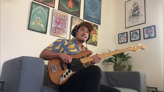 Fender American Professional II Jazz Bass (2020)   Played By Mike DeGuzman