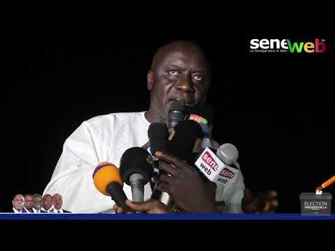 """Présidentielle 2019 :  Cafouillage à Kaffrine entre Pur et ''Idy 2019"""""""