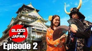 Osaka Castle Tour  - GLOCO Japan VLOG