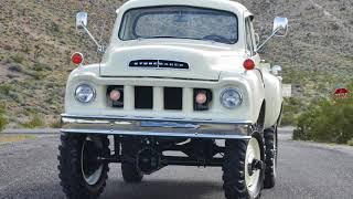 1959 Studebaker Pickup
