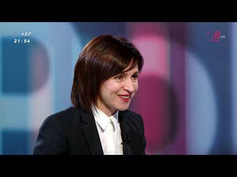 POLITICA NATALIEI MORARI / 16.10.19 / MAIA SANDU / JUSTIȚIA, CRIZA ŞI UNDE S-AU ASCUNS ECONOMIILE?