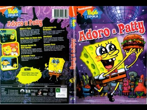 Bob Esponja  Adoro A Patty – Dublado desenhos animados em portugues completos YouTube