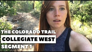 The Colorado Trail, COLLEGIATE WEST: Twin Lakes to Sheep Gulch (CT: 183.5 - 193.3 // CW: 0 - 9.8)