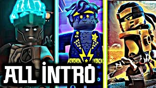 Ninjago Sezon 11 12 13 All İntro