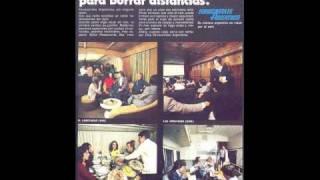 Publicidades Ferrocarriles Argentinos.