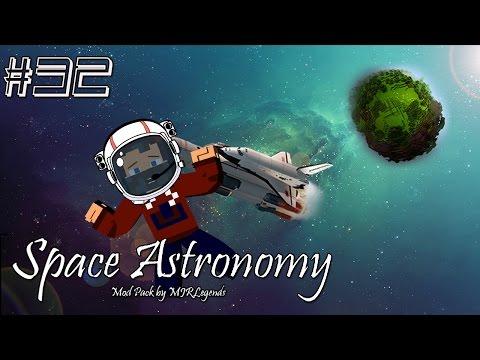 """TIN DROUGHT!"" SPACE ASTRONOMY #32"