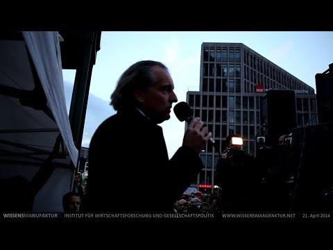 Teil 2: Andreas Popp Montagsdemo Berlin Ostermontag 2014