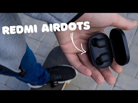 🎧 Как подключить наушники Redmi AirDots к телефону