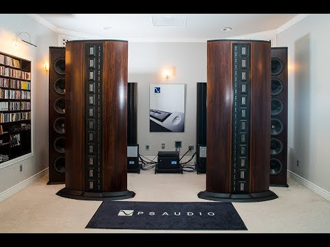 Tour PS Audio's Music Room
