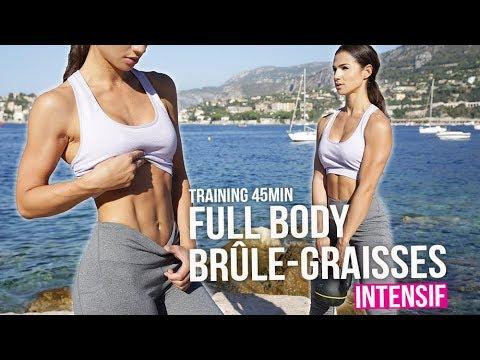 BRÛLE-GRAISSE EXTREME FULL-BODY (pour se muscler et sécher - intensif)