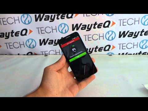 Alcatel One Touch Idol 2 Mini S AnTuTu benchmark video | Tech2.hu