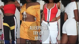 ALIEXPRESS TRY-ON HAUL | HOW TO LOOK LIKE A BADDIE ON A BUDGET