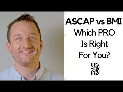 ASCAP vs BMI | Which PRO Is Right For You?