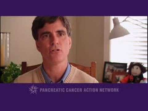 Pancreatic Cancer Action Network PSA with Dr. Randy Pausch