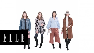 Four Ways to Style Knee-High-Boots | ELLE