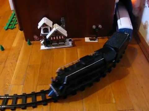 Полярный экспресс (The Polar Express Train Set) G-Gauge от Lionel