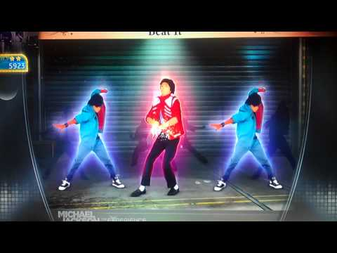 Michael Jackson: The Experience; Beat It