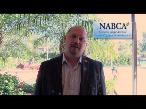 My First NABCA Conference Drake Levasheff