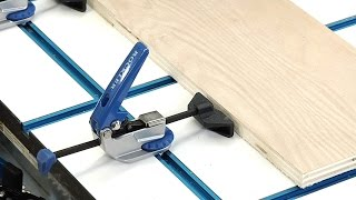 Portable Power Tool Safety With The Rockler T-track System  |  Woodworkers Guild Of America
