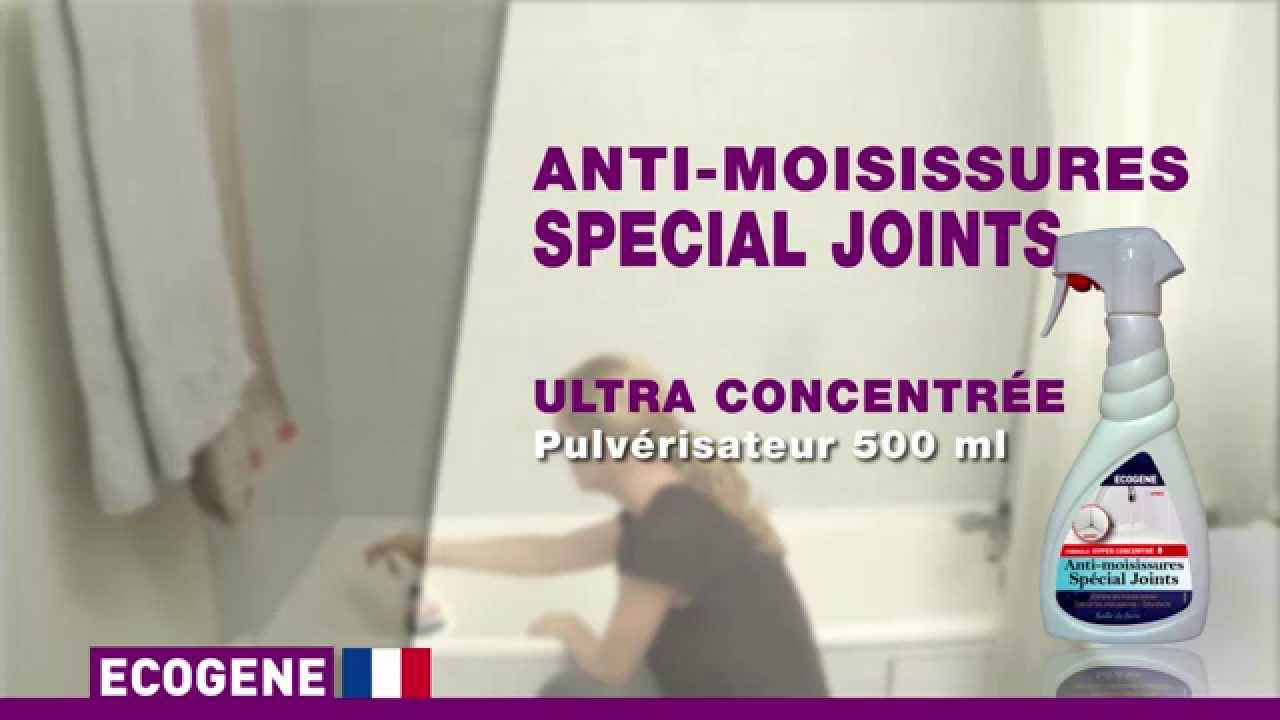 Ecogene anti moisissures sp cial joints youtube - Moisissure joint carrelage ...