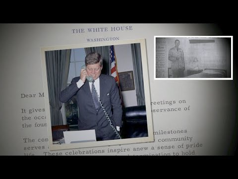 The Silly Bastard Next to the Bed - JFK Phone Recording