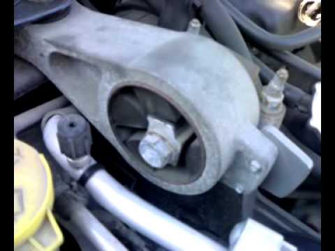 Soporte Superior Motor Dodge Neon 2001 Youtube