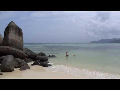 Anse Royale Beach 10/12.02.2014 Mahe/Seychelles Island